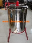 honey extractor 4 frame nanual honey extractor