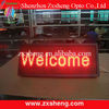 Alibaba Wholesale Red LED Message Board