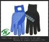 PVC Nylon Point beads Single-sided point gloves