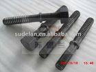 Black Type 70 double ended screw bolt