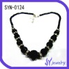 Fashion Classical style shamballa necklace for women