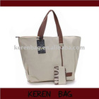 2012 Hot Sell Fashionable Coated Canvas Lady Hand Bag