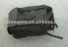 black jumbo travel bag