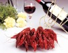 Frozen Cooked Whole Crawfish In Dill Brine