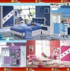 MINI Modern Colorful Children Bedroom Furniture 9835