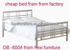 DB-8004 cheap metal bed frame