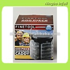 fine tool 600 piece hardware caddy