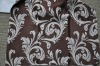 SUPER QUATITY BLACK OUT JACQUARD CURTAIN FABRIC