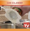 New kitchen fruit filter can holder stainer colander as seen on tv