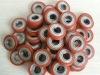 Polyurethane rubber bearing 625zz