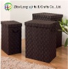 Practical PP storage box/bin/basket /laundry basket with lid