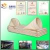 high temperature fiberglass reverse jet filter bag