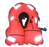 Sell Orange TPU 150N Inflatable Life Jacket