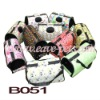 B051 Oxford Waterproof Material Colorful S M L Dog Bag Dog Carrier Pet Products MOQ is 1000pcs/item 1pc/opp bag Drop Shipping