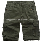 2012 men100% cotton comfortable summer shorts in apparel stock