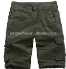 2012 men100% cotton comfortable summer shorts in apparel stock