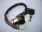 ATV motorcycle parts 6-wire ignition switch