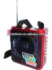 Portable Radio Speaker