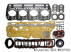 mitsubishi 8DC8 ME067068 engine cylinder head gasket kit