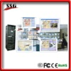 fixed line/ip/gsm/sms/gprs/3g alarm video monitoring system management center with professional software