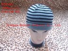 China make your design knitted acrylic winter hats