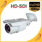 1080p hd-sdi camera with 50m Night Vision Outdoor waterproof Camera