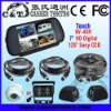 """KT700F01 7"""" Quad Car Rearview System 9V-40V Touch HD Sony CCD also for Truck/Bus/Trailer CCTV"""