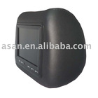 "7"" headrest LCD monitor"