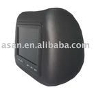 "7"" headrest LCD monitor"