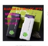 Android 4.0 Mini PC IPTV Google Internet TV Smart Android Box Allwinner A10 Mk802 1GB RAM 4GB ROM