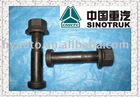 SINOTRUK(CNHTC) howo parts---wheel bolt