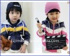 2012 Korean version children mixed colors Zipper jacket /Windbreaker /Kid sportswear =JD-KJA022