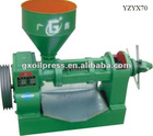 Screw small oil press processing machine