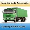 CA1253P7 Chinese truck