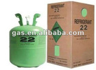 Refrigerant gas R22 of pure