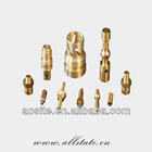 Finely Processed Brass Milling Part