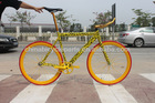 X-TASY Leopard Aluminum Fixed Gear Bike Wholesale 3H-FIX-721L