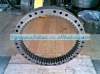 excavator traveling gear ring