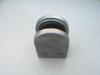 Aluminum die casting glass clamp