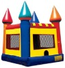 2012 hot child amusement inflatable bouncer house