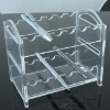 acrylic pen holder plexiglass pen rack PMMA pen display