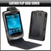 Leather Flip Case Cover For Blackberry Touch 9800,YAP501A