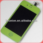 Green Color Conversion Kits for iPhone 4 LCD Display Screen