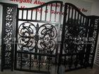 Continental aluminium die casting pattern entrance door