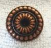 Antique Metal Jeans Button
