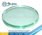 round glass meter glass cover circular water meter accessories