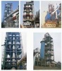Five-stage cyclone preheater