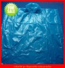 pe disposable raincoat poncho for adult
