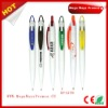 Hot selling plastic promotional ball pen