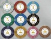 13.5g Euro value poker chip,poker chip,clay chip